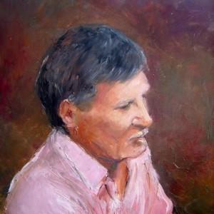 Autoportret Petar Putic