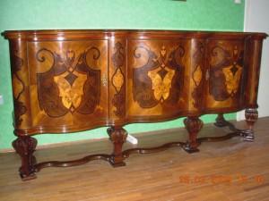 Komoda,antikvitet,stil barok