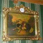 slika,sat,bidermajer,namestaj,rokoko