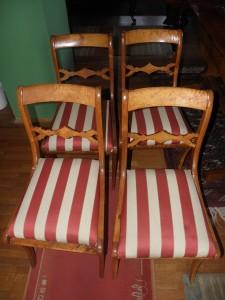 antikviteti,stolice,namestaj,bidermajer,pancevo