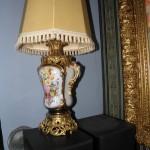 Antikvitet,lampa,neorokoko