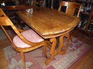 antikvitet,sto,stolice,namestaj,milenkovic